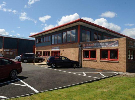 Mcleod Glaziers Rosemary House, Inveralmond Road Perth, PH1 3TW