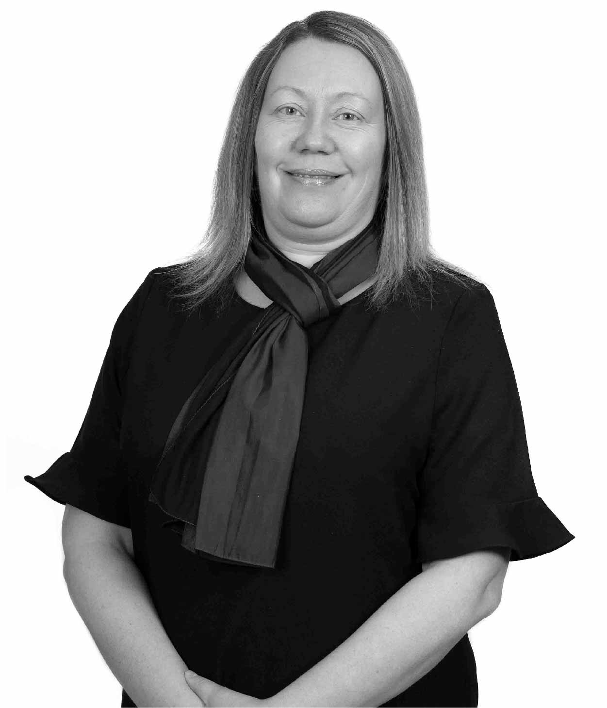 Susie Cunningham Company Secretary