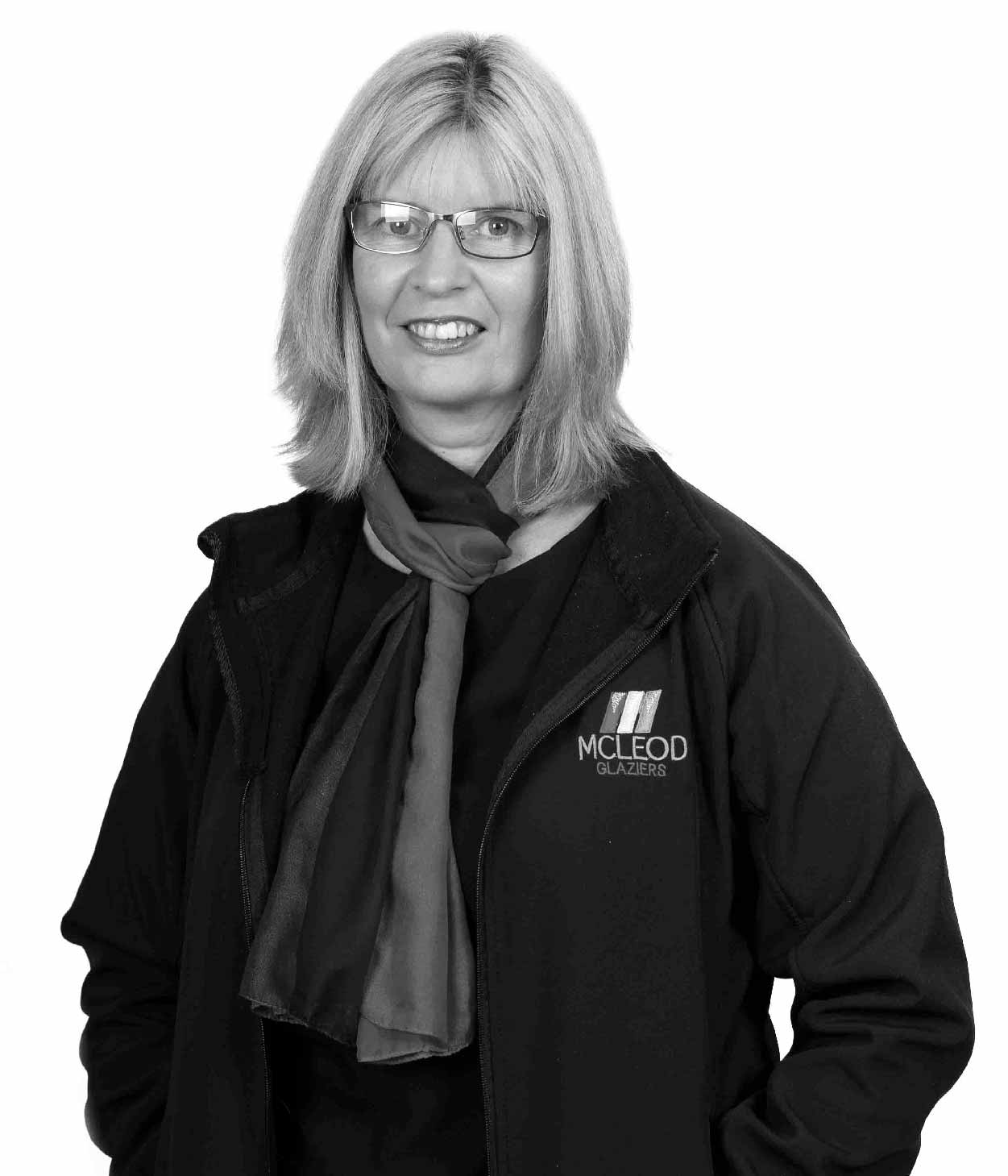 Wendy Innes Administrator at McLeods Glaziers
