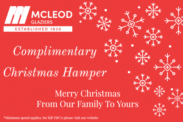 Complimentary Christmas Hamper