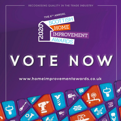 McLeod Glaziers Scottish Home Improvement Awards 2020