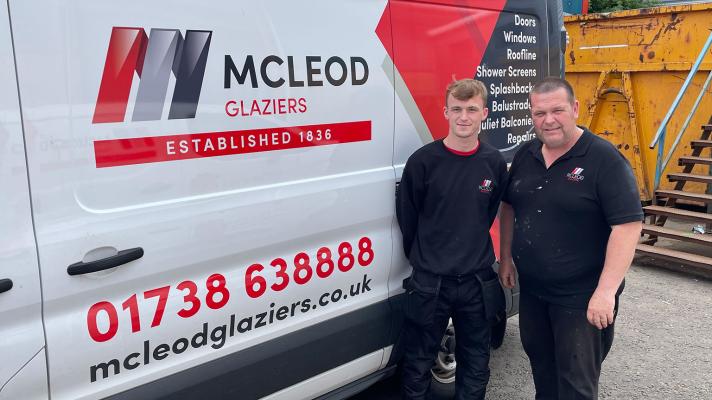 New window and door engineer apprentice
